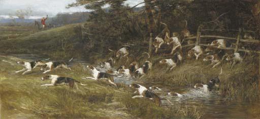 Heywood Hardy (British, 1842-1