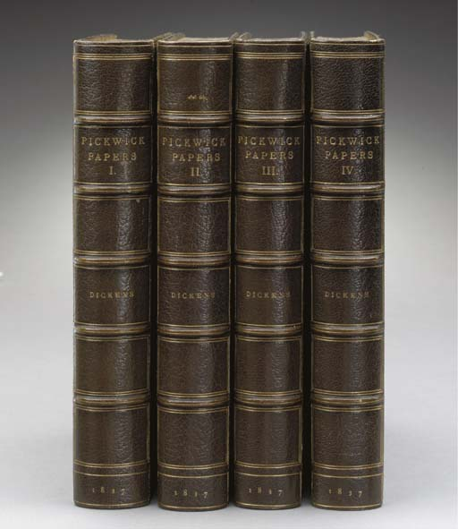 DICKENS, Charles. The Posthumo