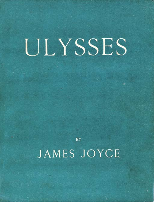 JOYCE, James (1882-1941). Ulys