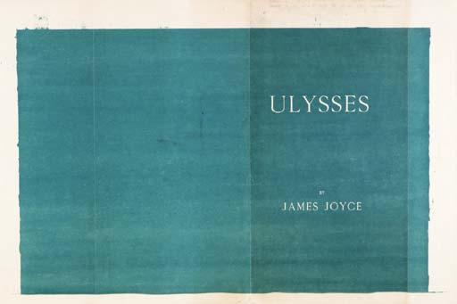 JOYCE, James. Original