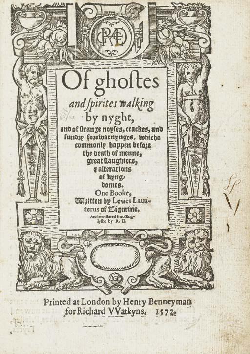 LAVATER, Ludwig (1527-1586). O