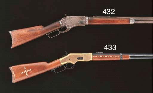 A .44 RIMFIRE WINCHESTER 1866