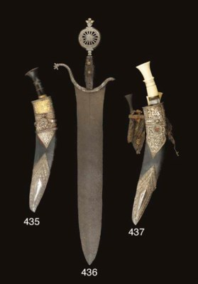 A NEPALESE KUKRI, AND A CHINES