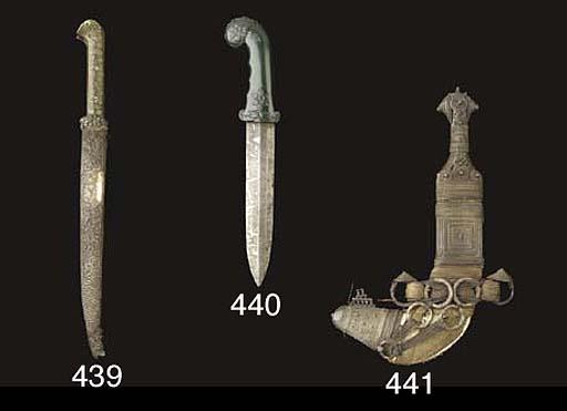 A TURKISH KNIFE