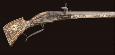 A .48 WHEEL-LOCK CARBINE
