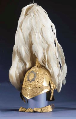 A HELMET OF THE (BRITISH) HONO