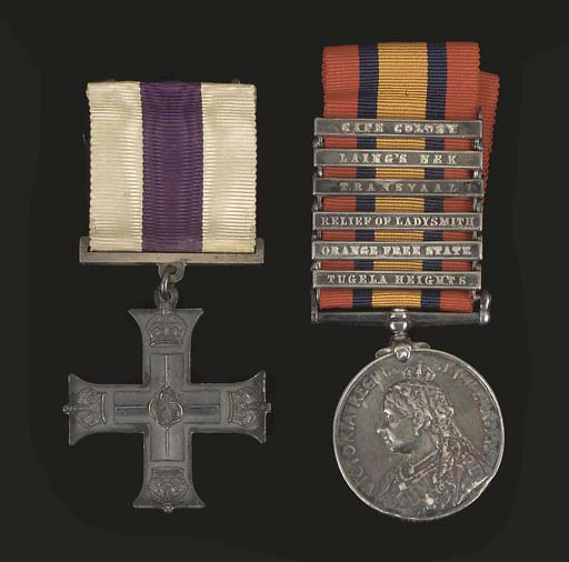 GREAT BRITAIN: A MILITARY CROS