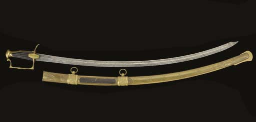 A SWORD IN THE STYLE OF A DE L