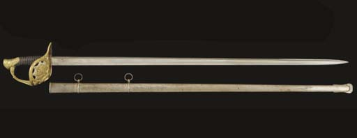 A SABRE OF AN OFFICER OR NON-C