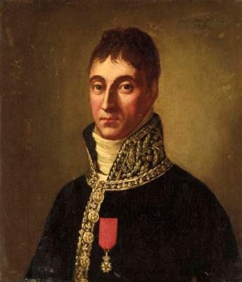 Jules Ernst Heinsius (German,