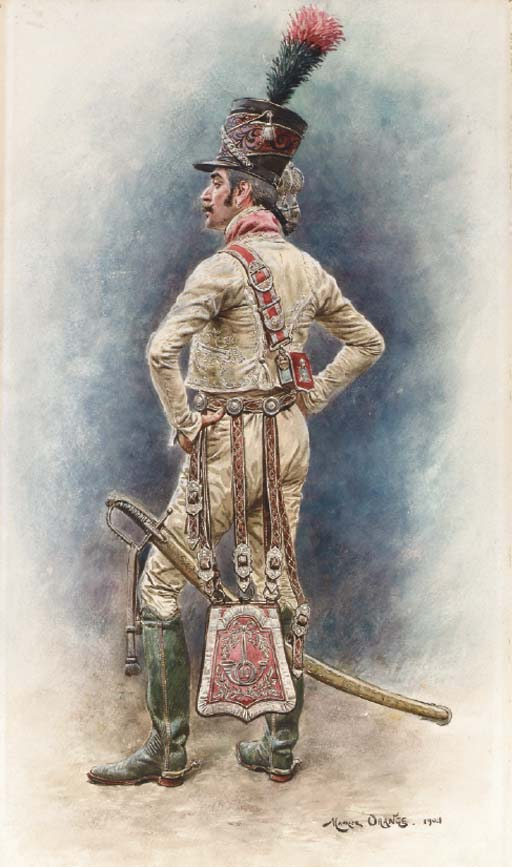 Maurice Henri Orange (French,
