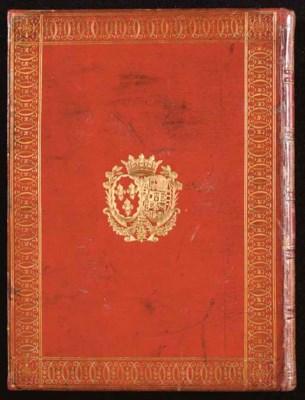 ROUSSEAU, Jean B. Odes, cantat