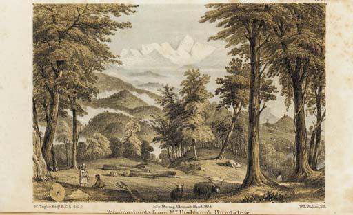 HOOKER, Joseph Dalton. Himalay