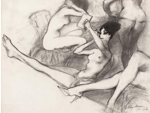 LeRoy Neiman (b. 1927)