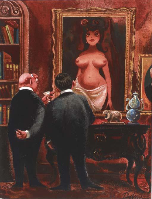 Eldon Dedini (b. 1921)
