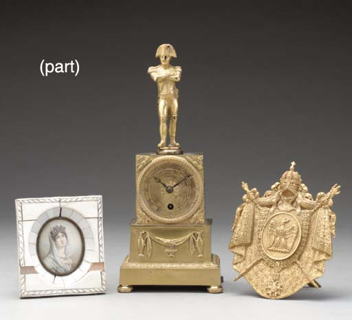 A GROUP OF NAPOLEONIC ITEMS**