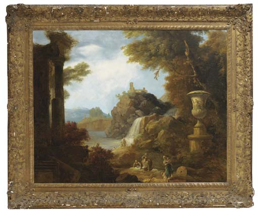 Manner of Claude-Joseph Vernet