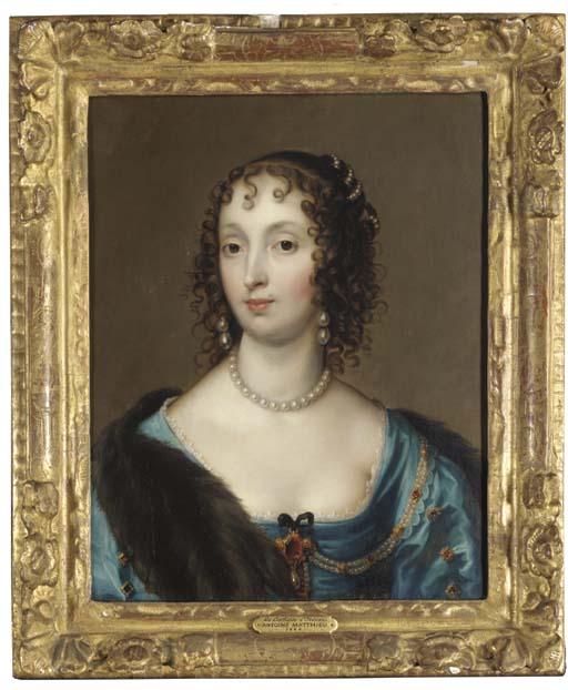 Theodore Russel (London 1614-1