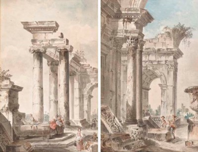 Circle of Giovanni Paolo Panni
