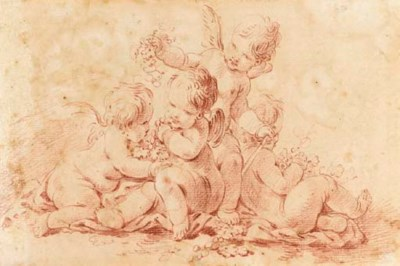 Circle of Francois Boucher (17