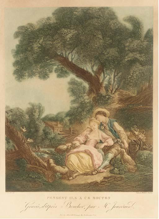 AFTER FRANCOIS BOUCHER (1703-1