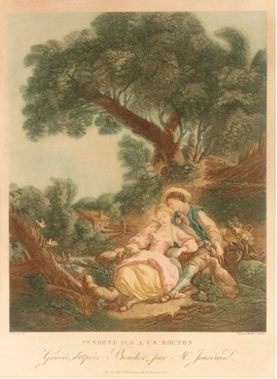 AFTER FRANCOIS BOUCHER (1703-1