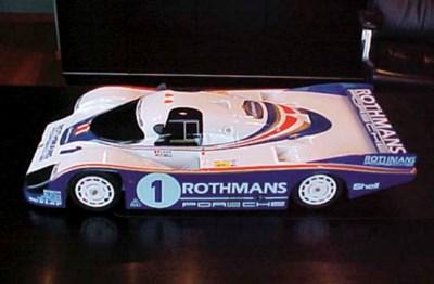PORSCHE 956 - LE MANS 1982;