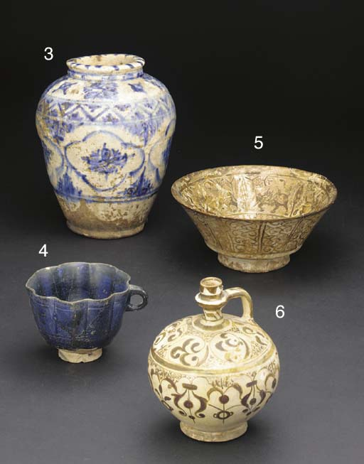 COUPE KASHAN A GLAURE BLEUE CO