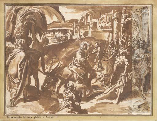 Girolamo Muziano (circa 1530-1