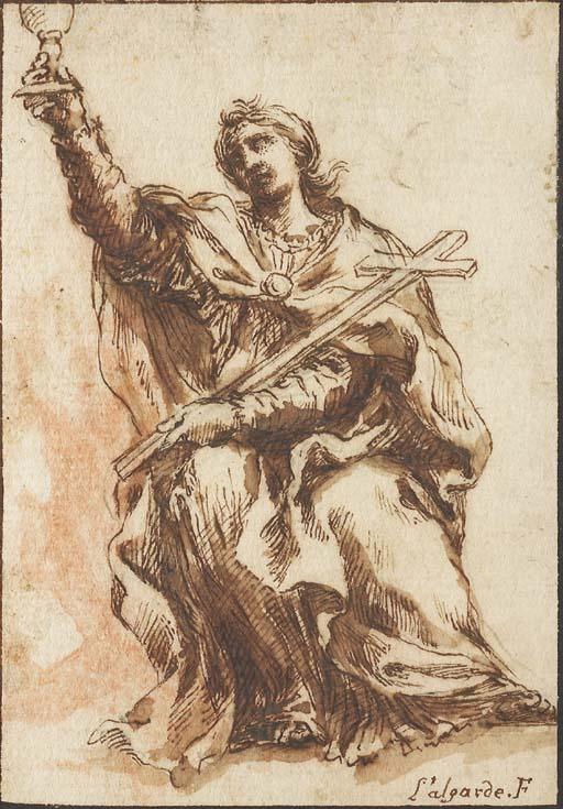 Alessandro Algardi (circa 1595