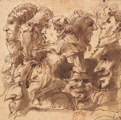 Pier Leone Ghezzi (1674-1755)