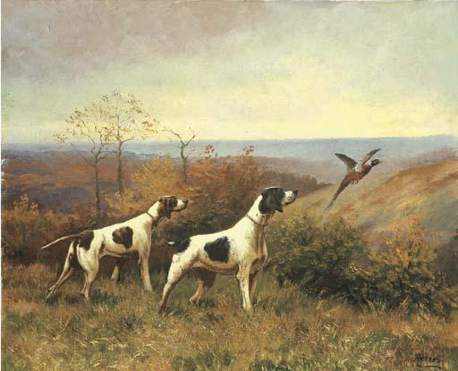 Forster (Ecole française, XIXe