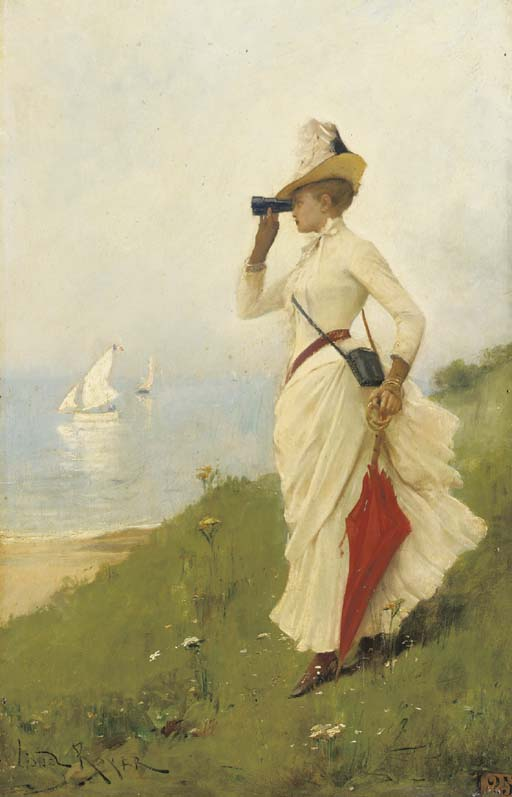 Lionel Noel Royer (1852 - 1926