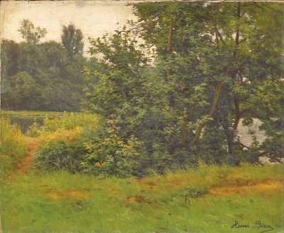 Henri Biva (1848-1928)