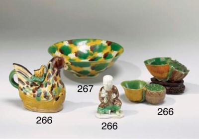 COUPE EN PORCELAINE EMAILLEE A
