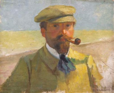 Portrait présumé de Paul Poire