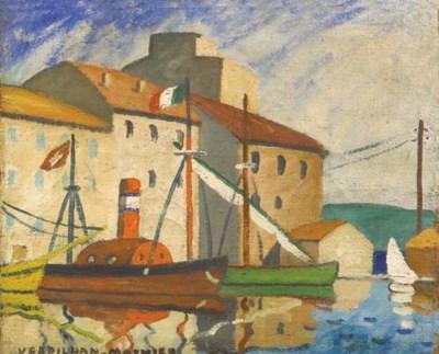 Caboteurs au port