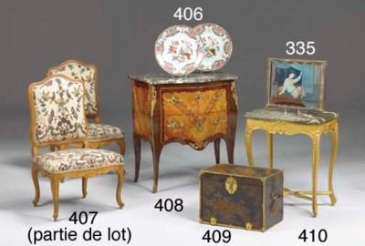 TABLE DE STYLE REGENCE