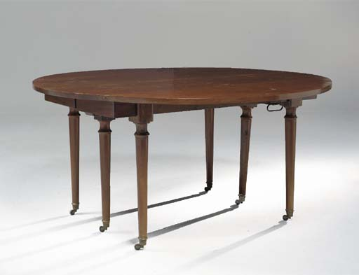 TABLE DE SALLE A MANGER DU DEB