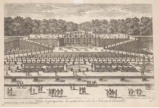 D'APRES GABRIEL PERELLE (1603-