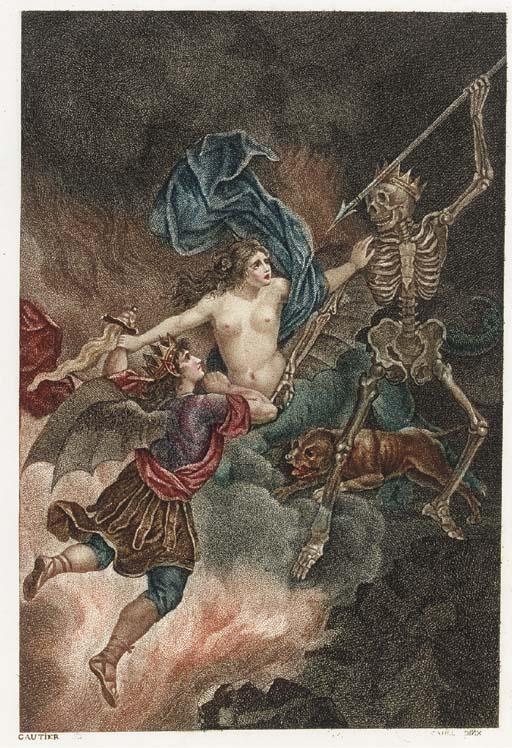 MILTON, John (1608-1674). Le P