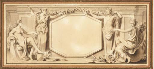 Attribué à Louis Lafitte (1770