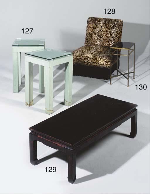 PETITE TABLE RECTANGULAIRE MOD