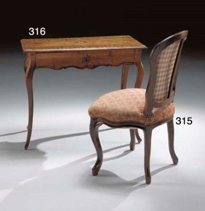 TABLE D'EPOQUE LOUIS XV