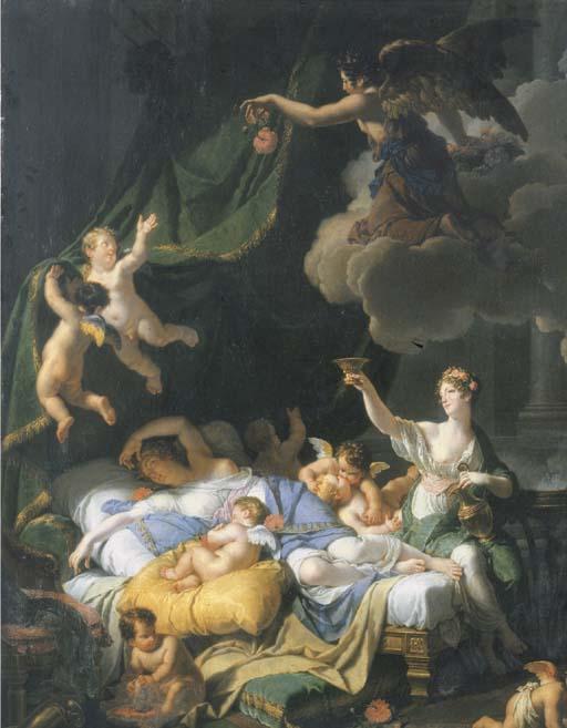 NICOLAS ANDRE MONSIAU (PARIS 1