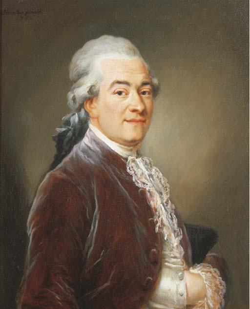 JOHANN JULIUS HEINSIUS (HILDBU