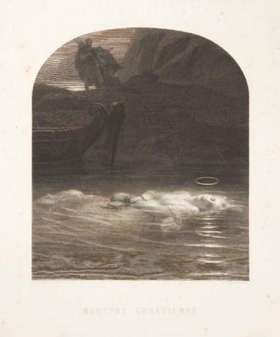 D'APRES PAUL DELAROCHE (1797-1