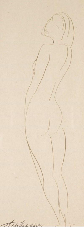 LOUIS TOUCHAGUES (1893-1974)