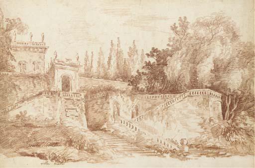 HUBERT ROBERT (1733-1808)