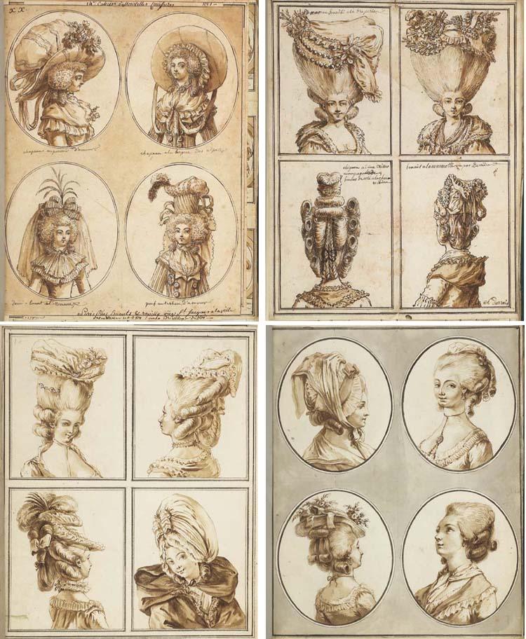 CLAUDE LOUIS DESRAIS (1746-181